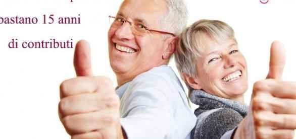 Proposta sindacati: andare in pensione con 15 anni di contributi La proposta da parte del Governo e dei sindacati riguardanti le persone nate nel 1952. L'ennesima modifica per aiutare coloro che, nonostante abbiamo un minimo di contributi versati, pari a 15 anni, ##quota96#pensioni#pensioneanticipate