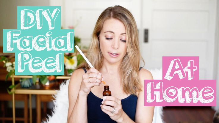 How to Do a Chemical Peel at Home with Video Instructions