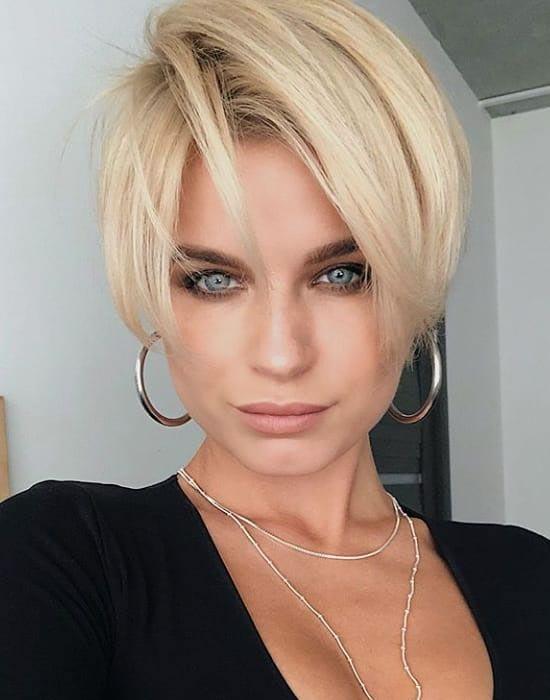 Süße kurze Frisuren 2019 | Hair Bobs | Short hair trends, Hair cuts ...
