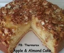 Apple and Almond Cake | Official Thermomix Recipe Community