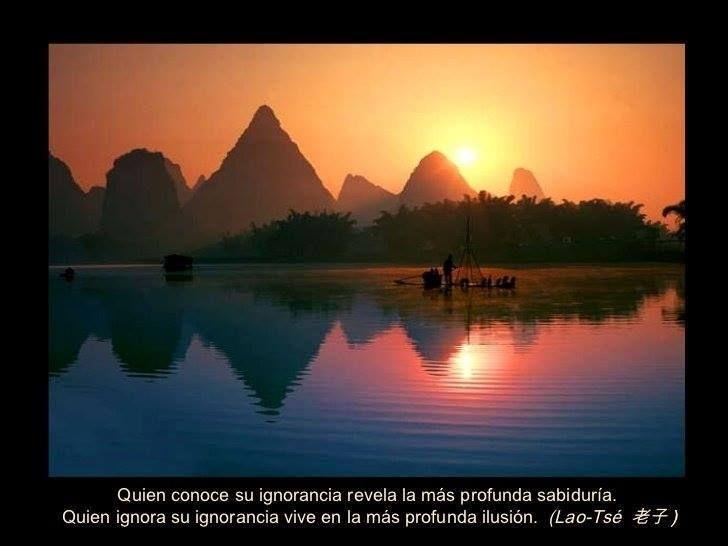 Lao Tse y Sun Tzu. Filosofía Oriental.
