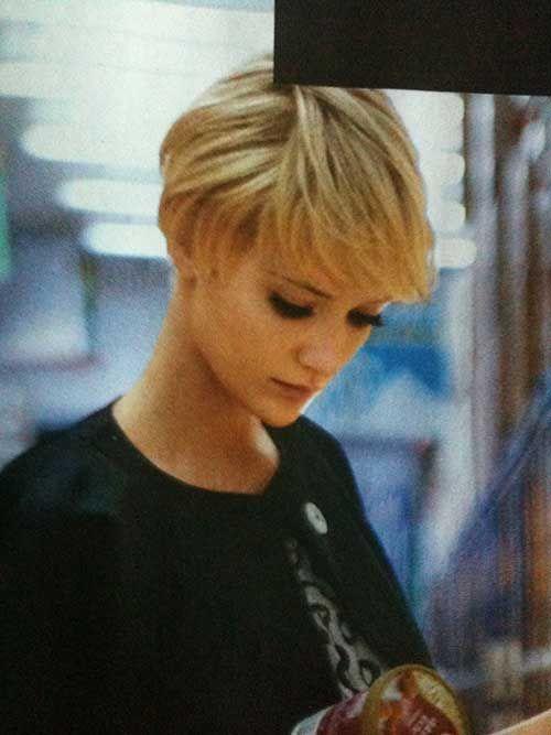 30 Super Haircuts for Short Hair | http://www.short-hairstyles.co/30-super-haircuts-for-short-hair.html