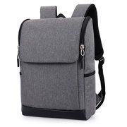 15inch Laptop Men Women Canvas Laptop Backpack Casual Student School Backpack Online - NewChic Mobile