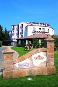 Italy Accommodations - Sardinia Ogliastra  HOTEL POSEIDONIA ***     Viale Europa, 3 - Arbatax - Tortolì,