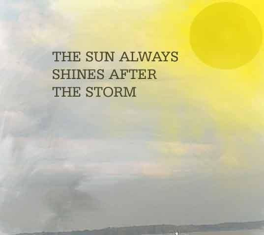 Light After The Storm Quotes