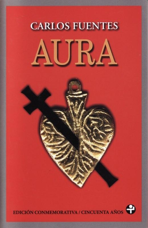 Aura es una novela corta, obra del ganador del Premio Cervantes, el escritor mexicano, Carlos Fuentes. La historia está situada en el año 1961 en la Ciudad de México.