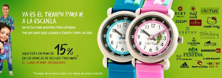 AQUI PUEDES ENCONTRAR RELOJES DE TODOS LOS GUSTOS    En la tienda en línea Tictactime encontrará relojes para hombre, relojes para mujer, relojes para niños, relojes a la moda, relojes deportivos, relojes fantasía, relojes clásicos, relojes para buceo, relojes de cuero, relojes de acero y relojes de diseño.   http://moda.buscadoresdegangas.com/aqui-puedes-encontrar-relojes-de-todos-los-gustos/