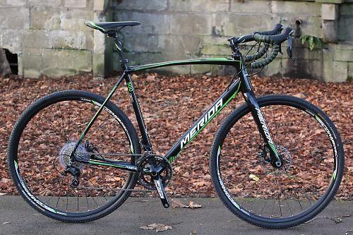 Review: Merida Cyclo Cross 500 | road.cc