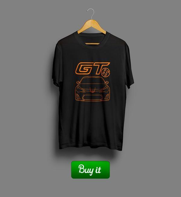 Toyota GT86 | #Toyota #Тойота #машина #автомобиль #car #tshirt #футболка #Supra #drift #GT86