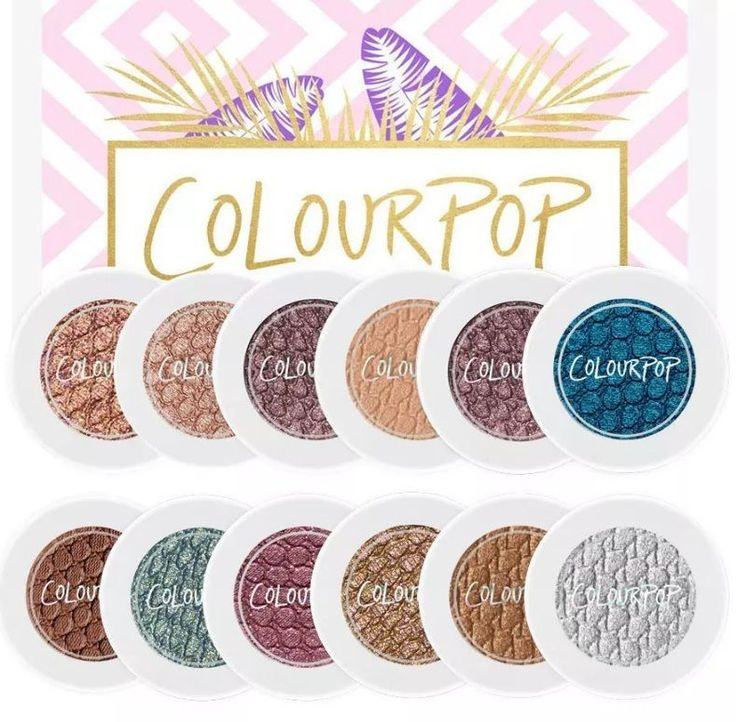 Hot 41 Colors Super Shock Bold Well Pigmented Waterproof Matte Natural Eyeshadow #Unbranded