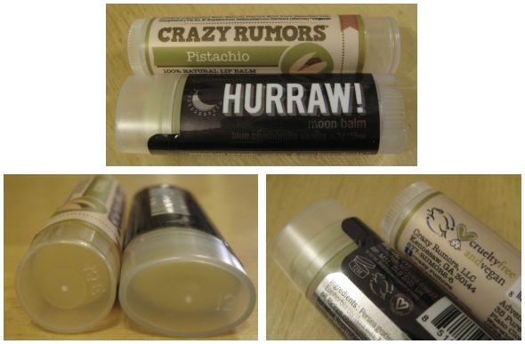 Best vegan & cruelty-free lip balms!