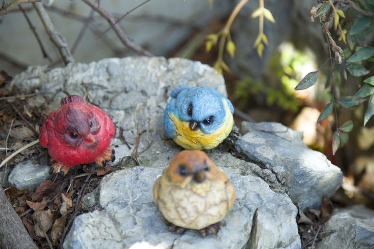 Set of 3 Outdoor Garden Resin Bird Decor Statue FOR SALE • $10.96 • See Photos! Money Back Guarantee. Set of 3 Outdoor Garden Resin Bird Decor Statue visit our store:click here Remember contact us after you purchased and shared the link .you could receive a free gift with 122434169618