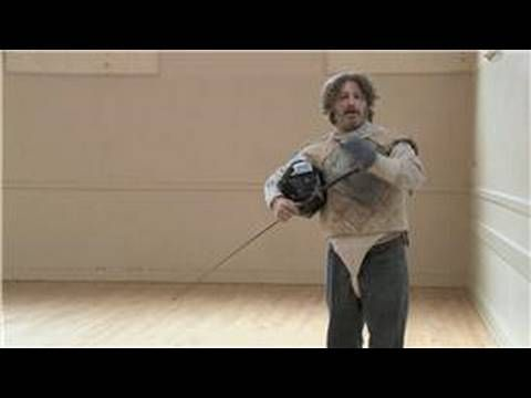 Fencing Tips : Fencing Exercises