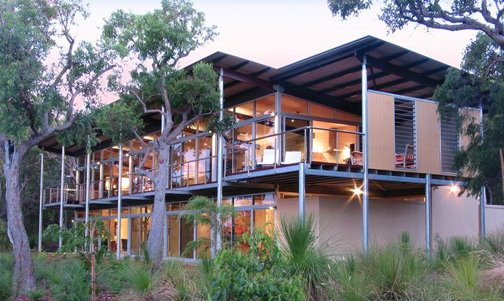 EAGLE BAY 2 - West Coast Designs - Dunsborough Building Designer - Yallingup, Margaret River Building Plans