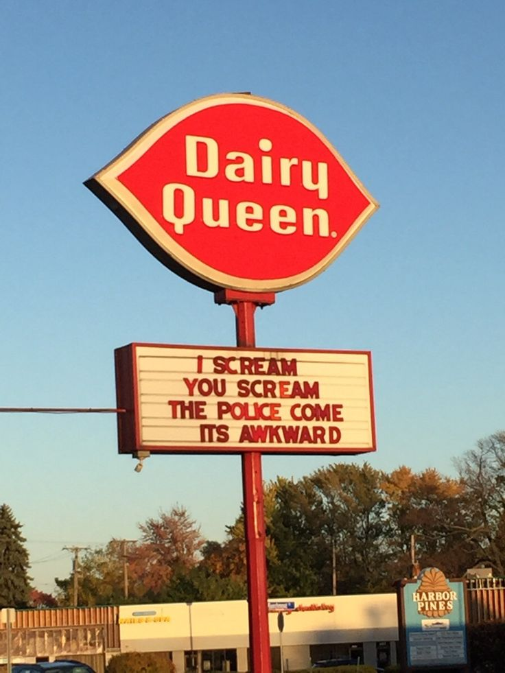 We all scream for ice cream - more at http://www.thelolempire.com