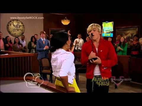 Austin Moon (Ross Lynch) - Steal Your Heart [HD] i like his voice in the begining...