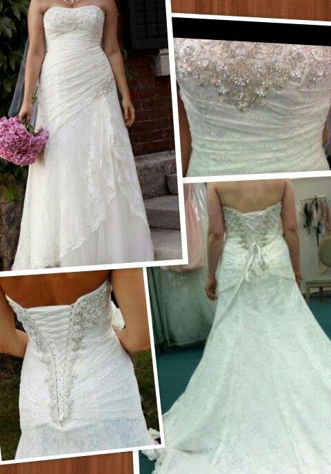 Yp3344 wedding dresses