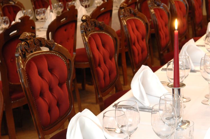 Salonki - The Salon #vanajanlinna #restaurant #dinner #hotel
