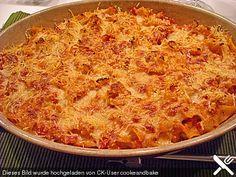 Rote Linsen - Pasta - Auflauf, ein beliebtes Rezept aus der Kategorie Hülsenfrüchte. Bewertungen: 14. Durchschnitt: Ø 3,6.