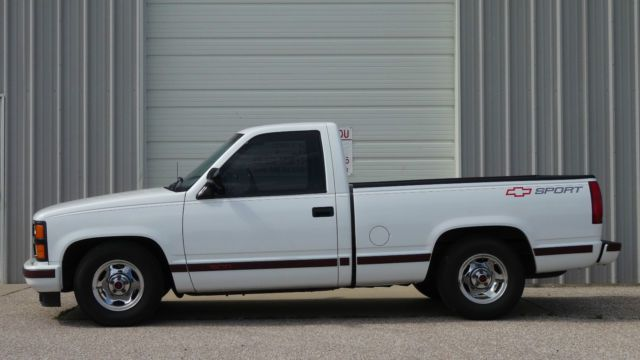 1989 Chevrolet Chevy Shortbed Sport Truck Pickup Low Mileage Not Gmc For Sale In Wichita Kansas United States For In 2020 Chevy Trucks For Sale Sport Truck Chevrolet