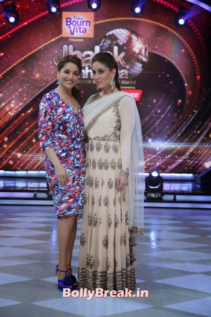 Kareena Kapoor Pics in White Punjabi Kurti Suit on Jhalak Dikhla jaa 7 - 2014 - Kareena Kapoor Promotes her movie 'Singham Returns' On Jhalak Dikhhla Jaa 7 , #kareenakapoor #madhuridixit #karanjohar #promotions #remodsouza #jhalakdikhlaajaa #bollybreak #bollywood #india #indian #mumbai #fashion #style #bollywoodfashion #bollywoodmakeup #bollywoodstyle #bollywoodactress #bollywoodhair