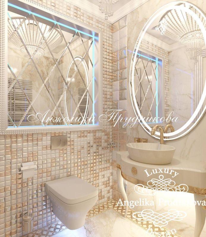 Дизайн интерьера маленькой квартиры на Мосфильмовской - фото