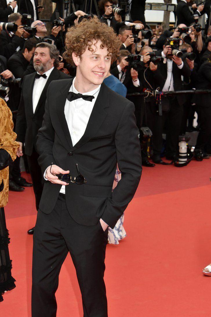 Pin for Later: Les Hommes Font Effet Sur le Tapis Rouge du Festival de Cannes Norman Thavaud
