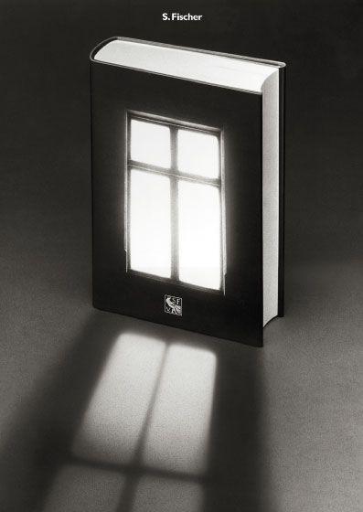 Book Poster by Gunter Rambow, designrelated #Illustration #Poster #Design #Book