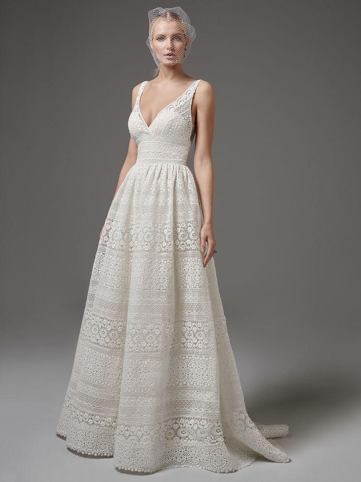 Sottero and Migley Wedding Dresses - Style Evan