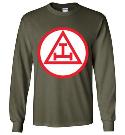 Royal Arch Mason Long Sleeve Shirt