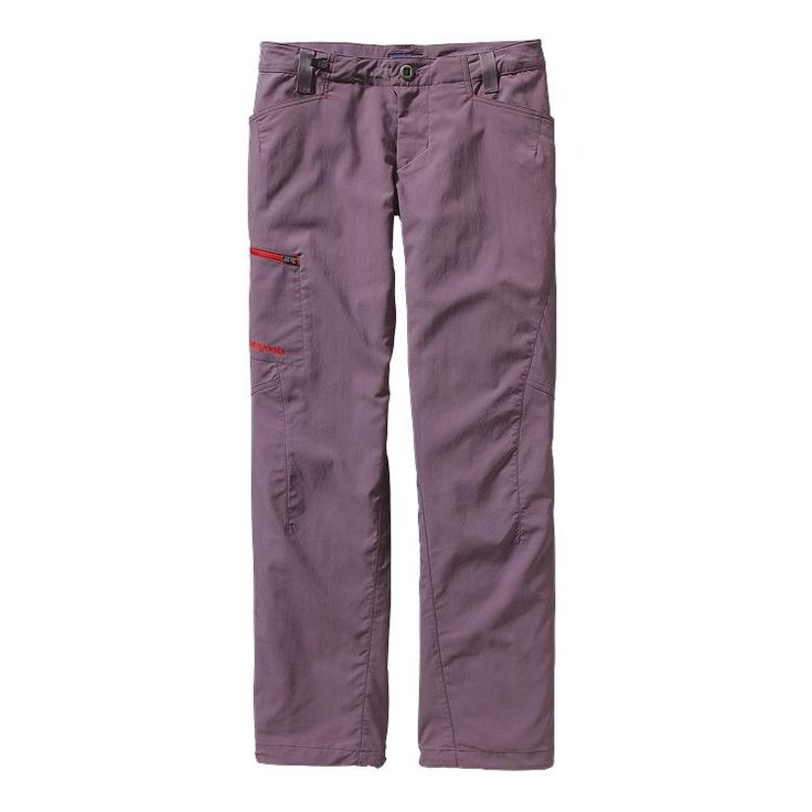 $89 Patagonia Women\'s RPS Rock Pants - Tyrian Purple TRP