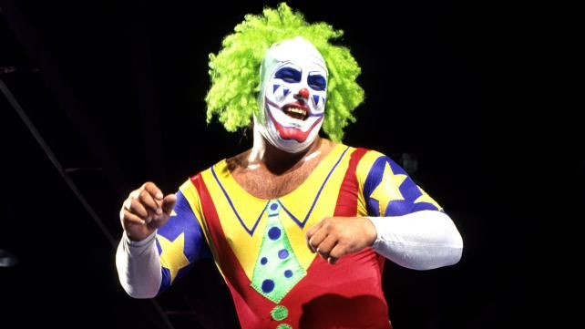 Doink The Clown - accidental overdose of morphine and hydrocodone