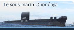 Sous-marin Onondaga - Empress of Ireland - Le phare - Site historique maritime de la Pointe-au-Père