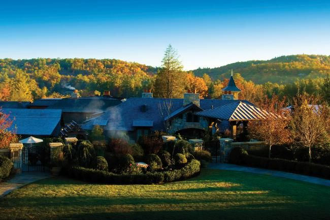 A European Style Retreat in the North Carolina Mountains | Old Edwards Inn & Spa, Highlands, NC