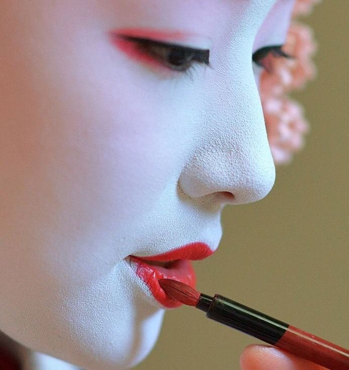 Japanese Geisha                                                                                                                                                     More