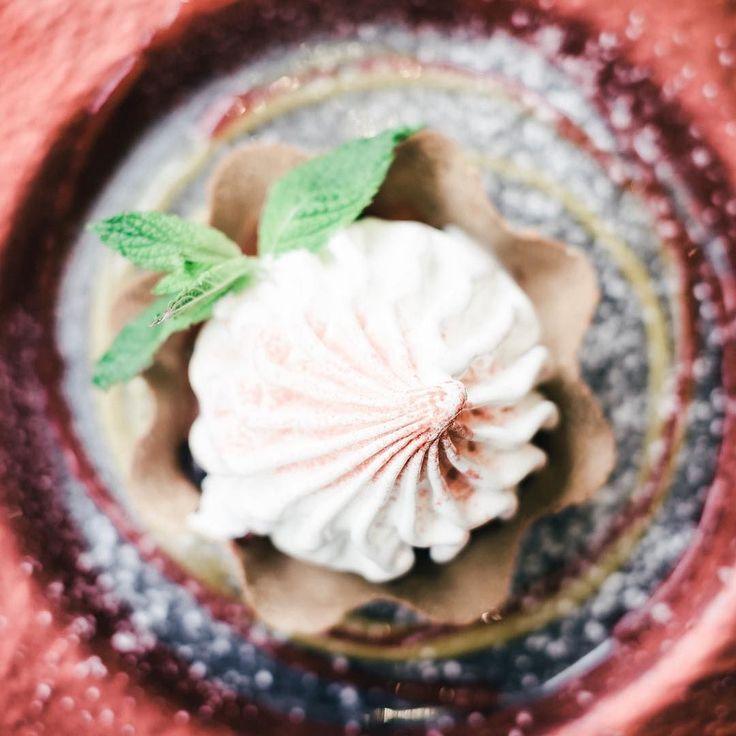 "[AMALFI CAFE]  Minatomirai Kanagawa. An italian chocolate cake ""Torta caprese"" with a supreme soft-icecream ""CREMIA"". A large size mint leaf and red color feel Italian passion. -- 神奈川 みなとみらい [アマルフィイ カフェ] イタリアのチョコレートケーキ""トルタカプレーゼ""に最強ソフトクリーム""クレミア""を載せたデザート大ぶりのミントと赤で仕上げたコーディネートにイタリアの情熱を感じます -- #igersjp #instagramjapan #instafood #instagood #instafoodie #foodart #foodstagram #beautifulcuisines #feedfeed #f52grams #vsco #foodvsco #food #lovefood #sweets #snack #dessert #cake #chocolate #cremia…"
