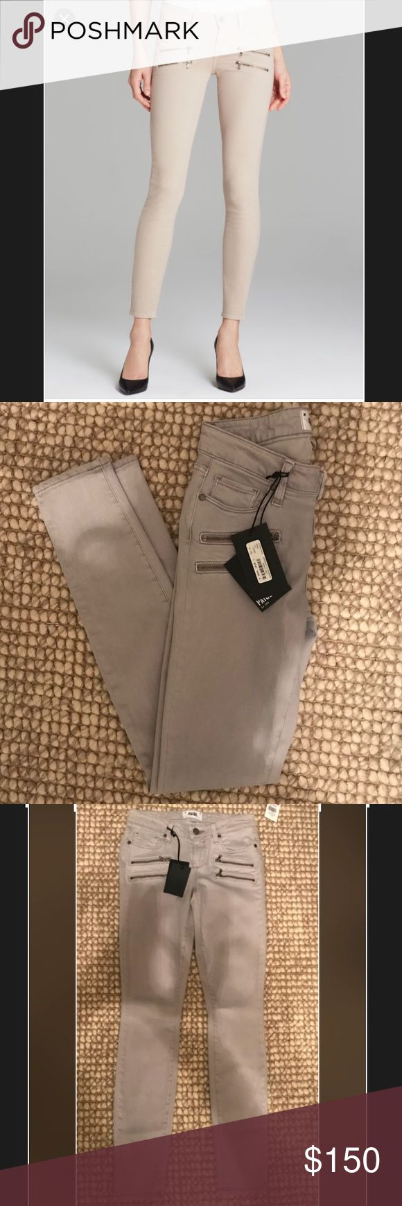 "Paige Edgemont Mid Rise Jeans. Size 25. NWT. Paige Edgemont Mid Rise Jeans. Size 25. NWT. Inseem- 30"". Currently for sale at Bloomingdales for $228. (888-50) PAIGE Jeans Skinny"