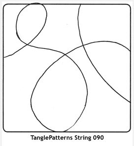 73 best Zentangle strings...this is where it all starts