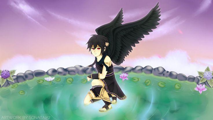 Dark Pit - Dark Winged Angel of Freedom by Reyna-Mirai on DeviantArt