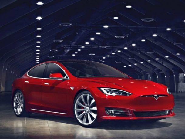 2018 Tesla Model S Redesign Price