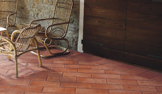 19 best images about pavimenti e rivestimenti on pinterest for Marazzi cotto antico