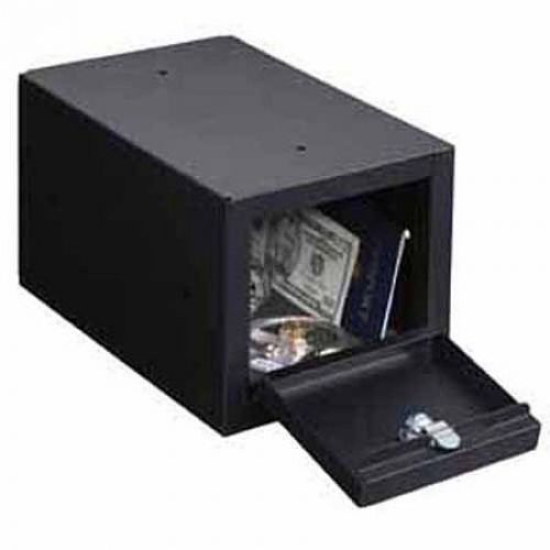 Stack On Conceal Steel Weld Security Sentinal Alkaline Box Lock+Keys Safe Secure