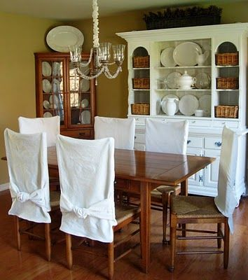Dining Room Chair Skirts 24 best dining room images on pinterest | chair covers, dining