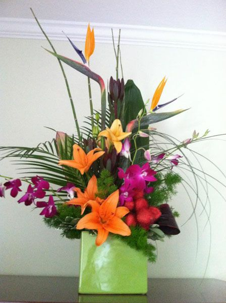Images about corporate event flower arrangement on