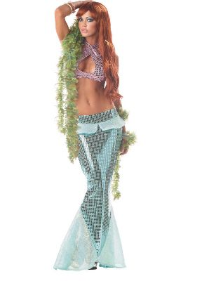 Mesmerizing Mermaid Adult Costume - Pure Costumes