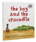 The Boy and the Crocodile is the legend of East Timor, about how the island of Timor got its curious shape.    Illustrated by children from the Familia Hope Orphanage in East Timor, including many who lost their parents in the country's violent struggle for independence. ALL proceeds from sales go to the orphanage.