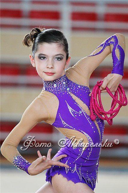 Gallery.ru / Фото #6 - Купальники для художественной гимнастики-4 - alanita