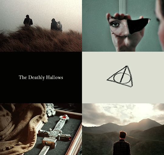 Harry Potter aesthetics: Yr 7