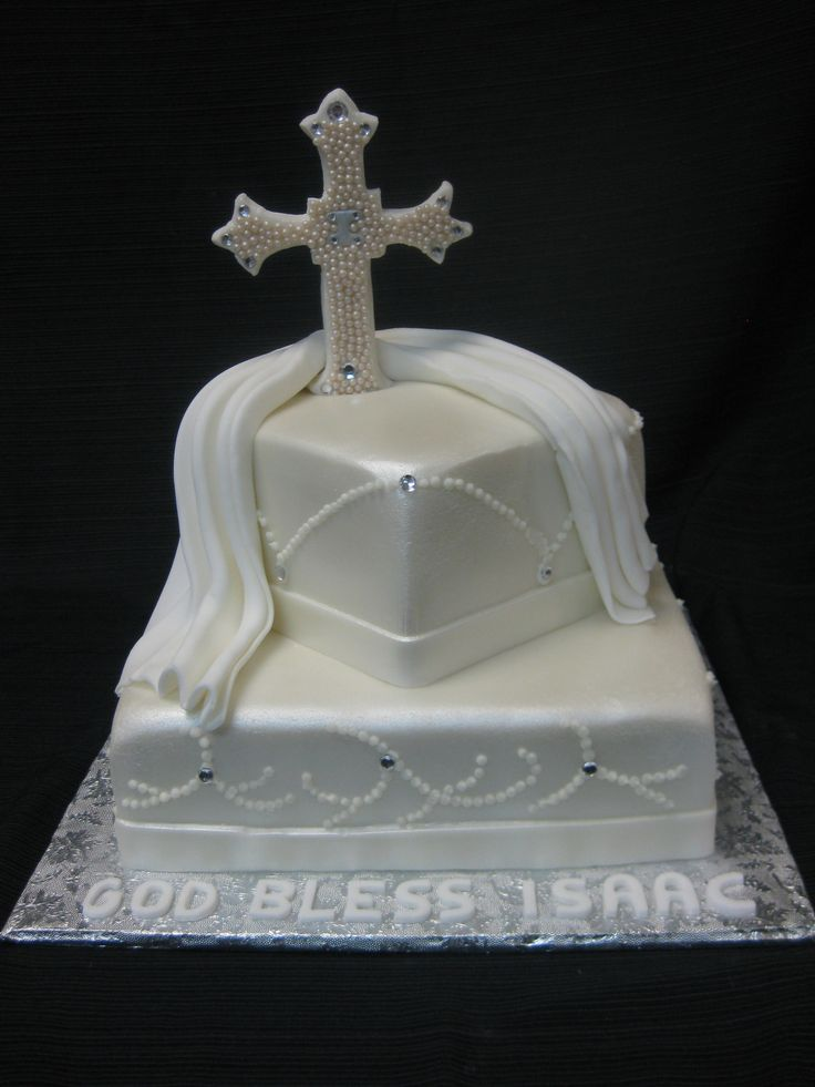 christian wedding cakes 17 best images about gateau confirmation on 12827