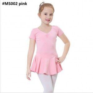 ballet dress MS002 pink